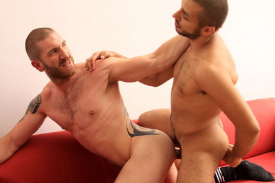 Gay Men Fucking - Geoffrey Paine & Pedro Paliza